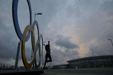 La antorcha olímpica desembarca en Río de Janeiro