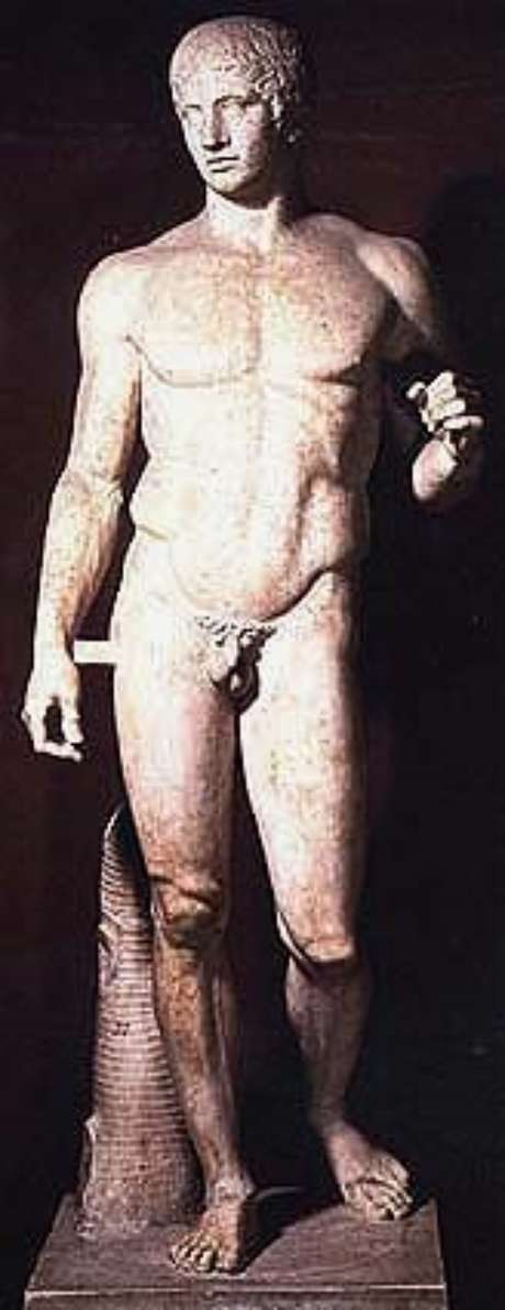 O doríforo (escultura de Policleto)