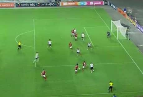 Flamengo Reprodução/Premiere