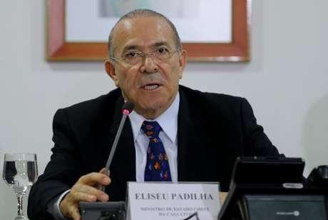 Principal articulador do governo sobre mudanças na Previdência Social, Eliseu Padilha afirmou que os militares não deverão ser incluídos na reforma previdenciária