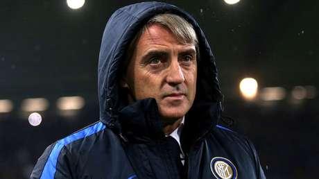 Mancini receberá cerca de 2,5 milhões de euros (R$ 8,7 milhões) com a rescisão(Foto: Marco Bertorello / AFP)