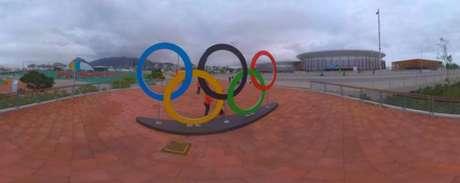 Vídeos em realidade virtual simulam a emoção de praticar esportes olímpicos(Foto: Reprodução)