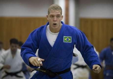 Rafael Buzacarini vai fazer sua estreia em Jogos Olímpicos (Foto: Marcio Rodrigues/MPIX/CBJ)