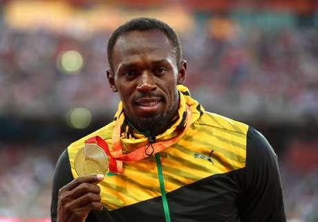 Usain Bolt, a maior estrela do atletismo mundial, vai se despedir de Olimpíadas no Rio