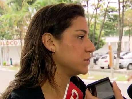 Joanna Maranhão acrescentou: 'Não quero que as pessoas sejam inibidas a se posicionar politicamente por que existe um grupo de pessoas que acredita que a internet é um terreno impune, porque não é'