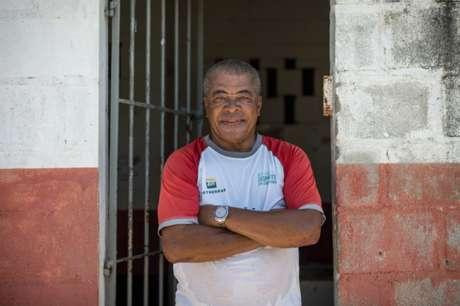 O ex-atacante Jairzinho é um dos maiores ídolos do Botafogo e do futebol brasileiro (Foto: Yasuyoshi Chiba/ AFP)