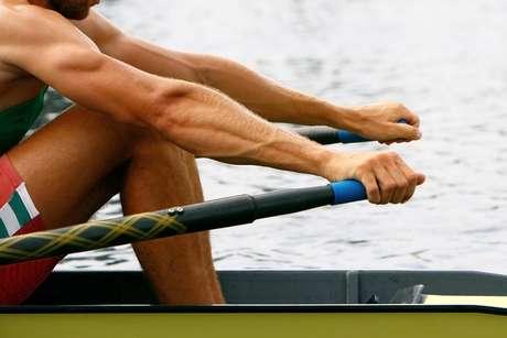 Em 1976, Gilberto Gerhardt participou da Olimpíada do Canadá, representando o Brasil no remo
