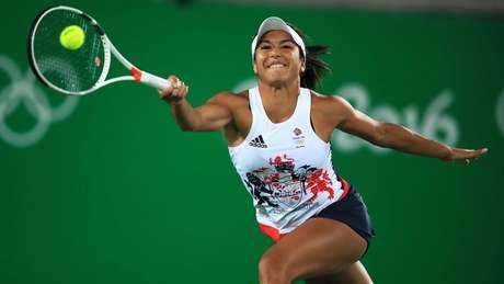 A tenista britânica Heather Watson também já falou como a menstruação afeta seus níveis de energia