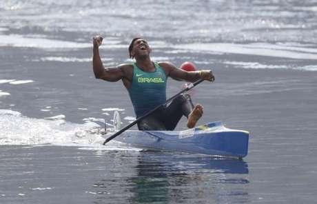 Isaquias Queiroz faturou sua segunda medalha nos Jogos do Rio de Janeiro (Foto: Ari Ferreira/Lancepress!)