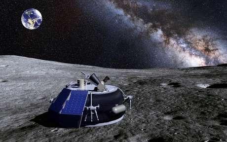 Empresa vai enviar uma sonda à Lua em breve
