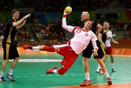 Alemanha venceu a Polônia na decisão da medalha de bronze na Arena do Futuro