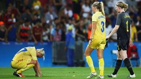 Futebol feminino da Suécia