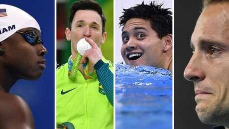 Olimpíada teve histórias de sorrisos e lágrimas de suas estrelas e de coadjuvantes nem tão menos importantes assim
