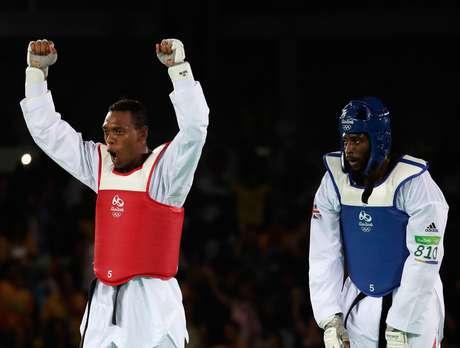 Maicon Siqueira surpreendeu no taekwondo e garantiu uma medalha de bronze para o Brasil