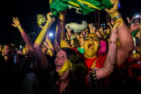 Demonstrar emoções no Brasil é parte da tradição cultural