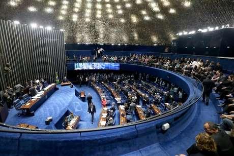 Brasília - A PEC da Desvinculação das Receitas da União é uma das pautas mais importantes na agenda do Senado ()