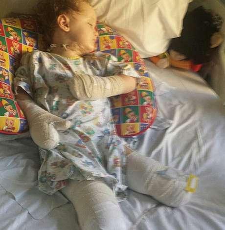 Quando recebeu o diagnóstico correto, ele já estava muito doente
