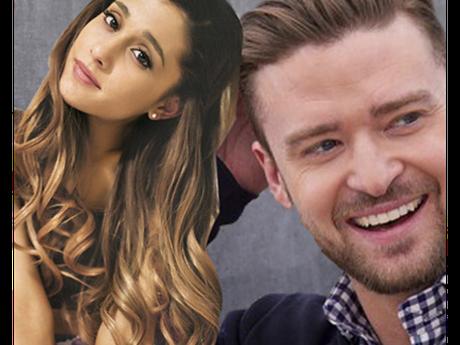 """Ariana Grande e Justin Timberlake estão na trilha sonora do filme """"Trolls"""""""