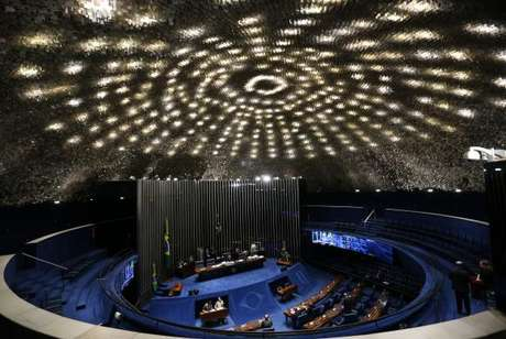 Brasília - Plenário do Senado começa a ouvir testemunhas na fase final do julgamento do processo de impeachment da presidenta afastada Dilma Rousseff