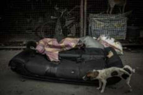Metanfetamina é usada como uma forma de escapar da pobreza