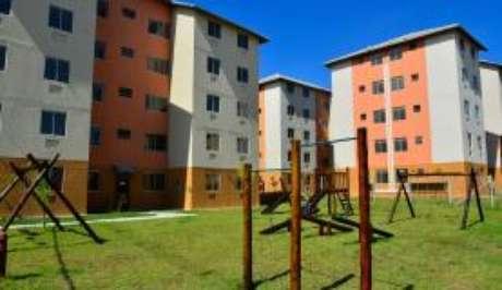 Unidades habitacionais do programa Minha Casa, Minha Vida, no Rio de Janeiro