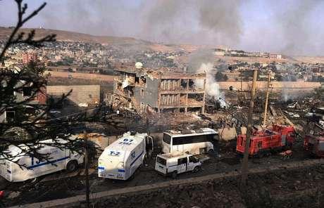 Turquía lanza una ofensiva contra ISIS en Siria
