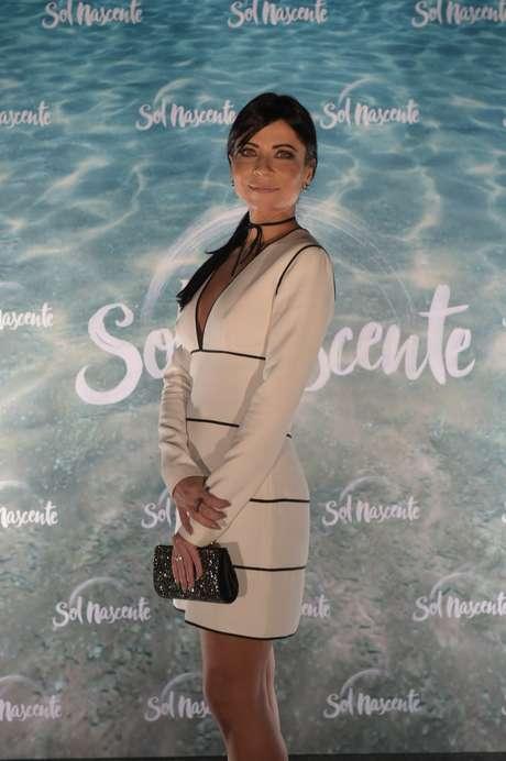 Anna Lima viverá Paula em 'Sol Nascente'