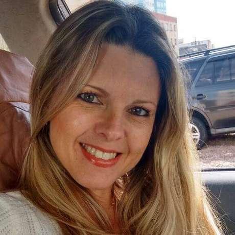 Cristine Fonseca foi assassinada quando buscava o filho na escola no fim da tarde de ontem