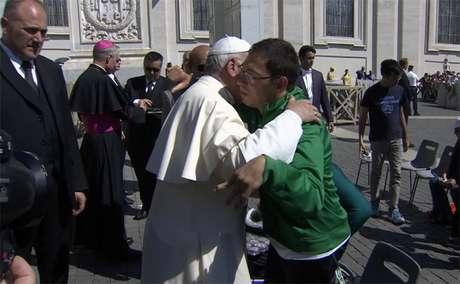 Papa Francisco de Sergio Froes