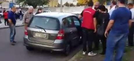 Crime aconteceu em frente à escola do filho de Cristine, na zona Norte da capital gaúcha.