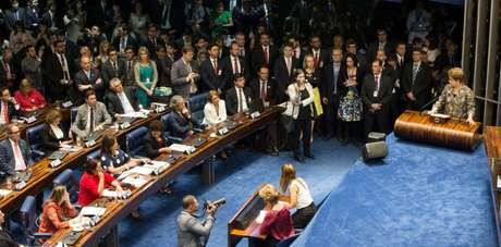 Julgamento do processo de impeachment da presidente Dilma Rousseff