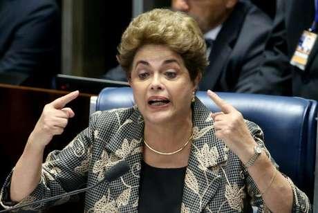 """Dilma Rousseff disse que, caso venha a perder o cargo, o país terá uma ferida """"difícil de ser curada"""""""