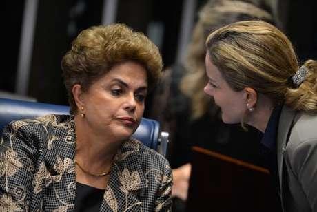 Depoimento de Dilma durou pouco mais de 12 horas
