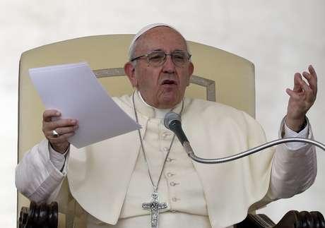 Papa no acepta escoger magistrados de tribunal de paz