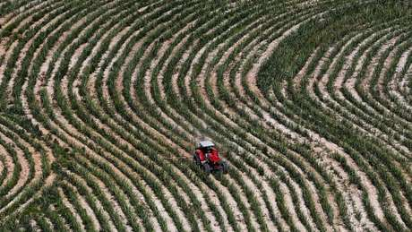 Queda da produção agrícola, de 2% no segundo tri, colaborou para retração de 0,6% do PIB