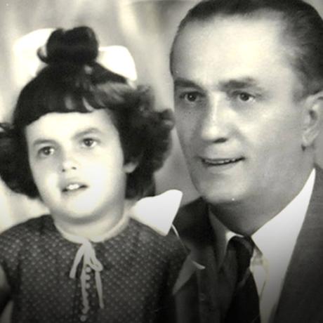 Pai da ex-presidente fugiu da Bulgária, deixando para trás uma mulher grávida; Dilma chegou a se corresponder com irmão mais velho