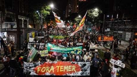 A população pode voltar a se mobilizar contra o governo caso a economia não melhore