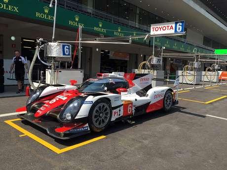 Toyota Racing muestra sus armas para México