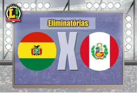 Apresentação - Bolívia x Peru