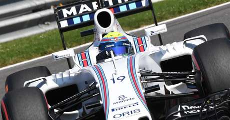 Felipe Massa anunció su retiro de F1