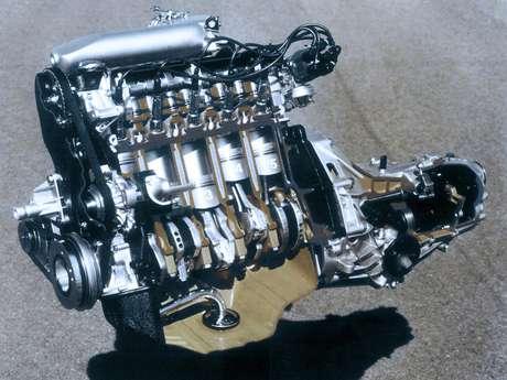 40 años del motor de cinco cilindros de Audi