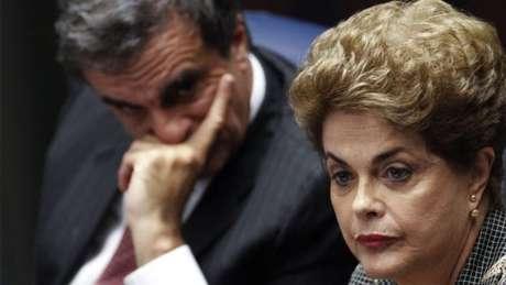 Dilma Rousseff deixou a presidência da República após senadores decidirem pelo impeachment por 61 votos a 20