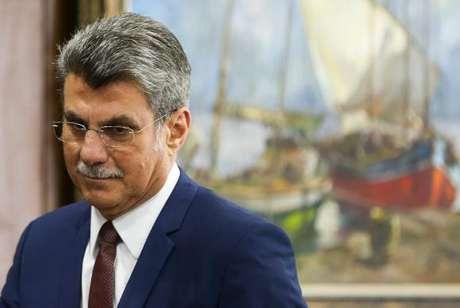 O senador Romero Jucá (RR) disse que a decisão de subscrever a ação é do partido e não tem relação com o governo de Michel Temer