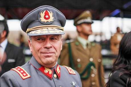 Comandante en Jefe del Ejército, General Humberto Oviedo