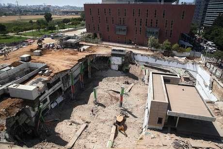 Al menos 18 heridos al derrumbarse un edificio en Tel Aviv — Israel