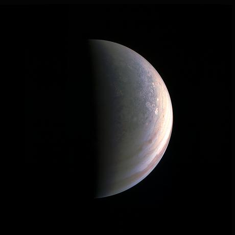 O planeta Júpiter