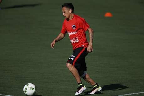 ANFP confirma baja por lesión de Fabián Orellana