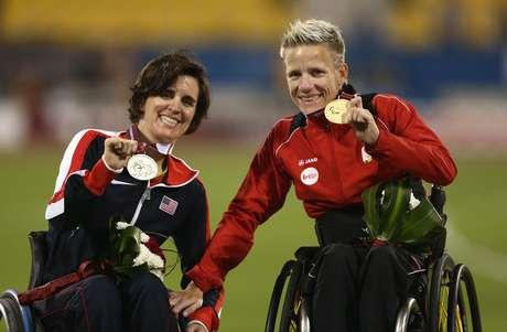 Marieke Vervoort conquistou a medalha de ouro em 2012