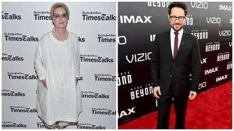 Meryl Streep trabalhará com JJ Abrams em minissérie