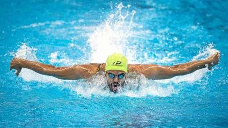 André Brasil vai disputar seis provas na Paralimpíada do Rio (Foto: Marcio Rodrigues/MPIX/CPB)